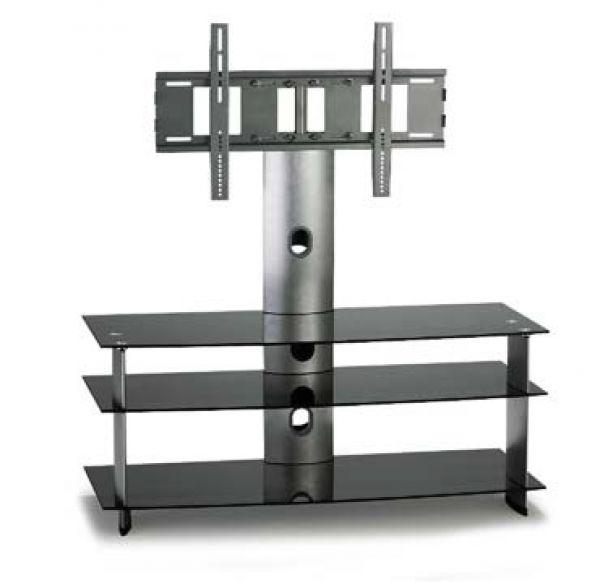 Напольная стойка с поворотным кронштейном для телевизора LA MESA 127B