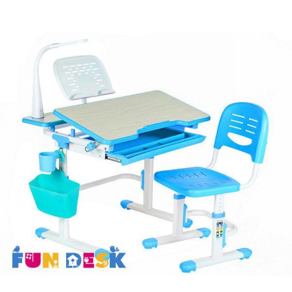 Детская парта Fun Desk Lavoro Blue