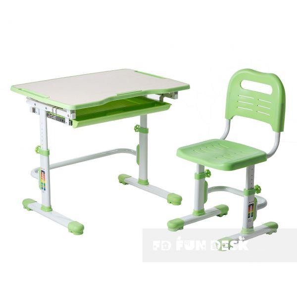 Детская парта FunDesk Vivo green