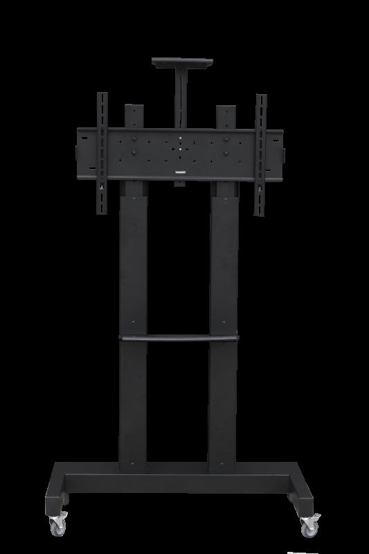 Мобильная стойка-стенд для телевизора ElectricLight МСТ-3-Г-П