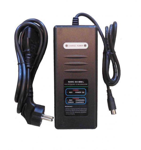 Зарядное устройство для литий-ионных 48V вольт аккумуляторов